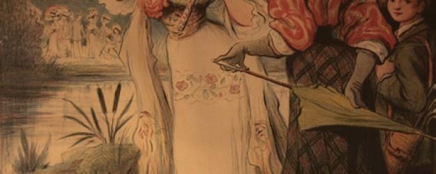 Carteles con Historia Martigny Vosgues Lucien Metivet 1910 #bodas #finca #madrid #eventos