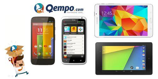 Qempo.com - Smart Phones yTablets.