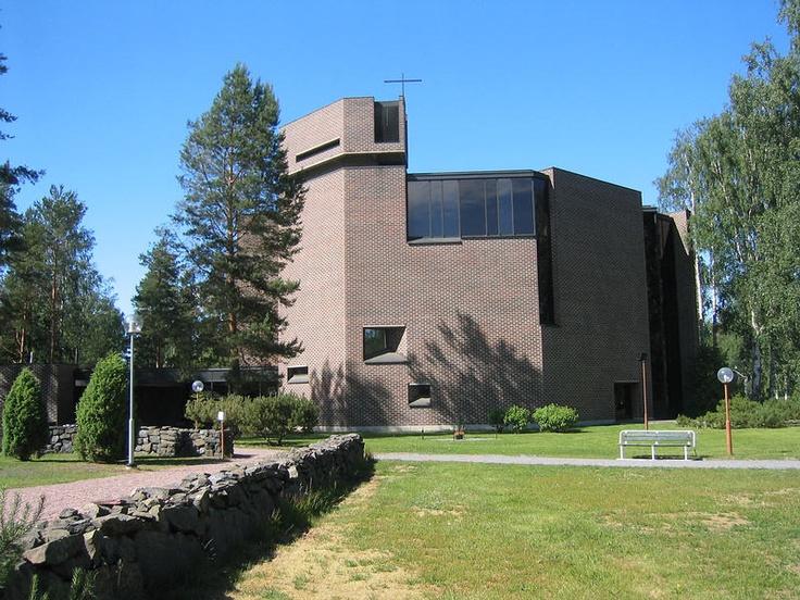 Harjavallan uusi kirkko