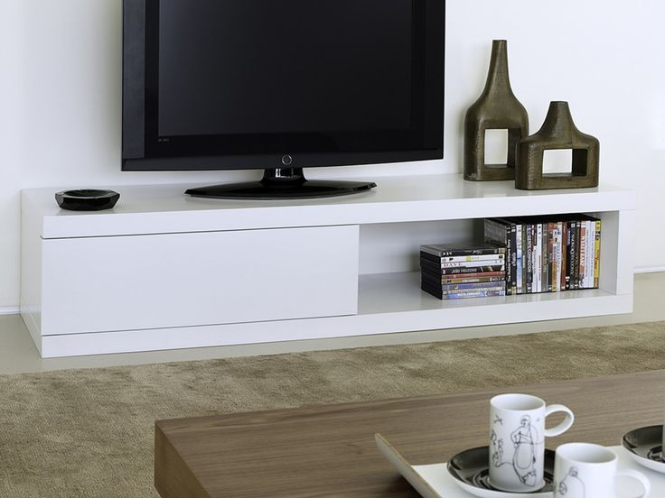 Atoll TV Stand - The focus point of every living room this world cup, the television. So why not accompany it with the perfect TV stand.