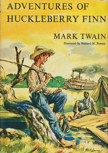 """huck finn and transcendentalist writers Between transcendentalist ideas and the novel huckleberry finn by mark  it  was once said by the great writer ernest hemingway that, """"all."""