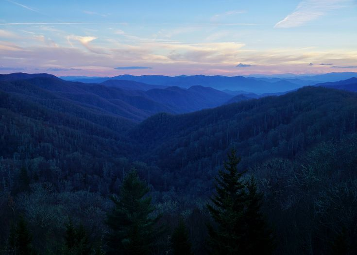 Great Smoky Mountain, NC, USA [5598 x 4000] #nature and Science