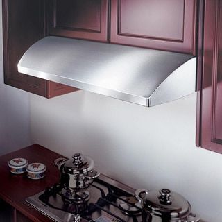 Beautiful Cavaliere Euro 30 Inch Under Cabinet Range Hood