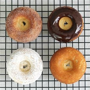 Cake Donuts-Baked
