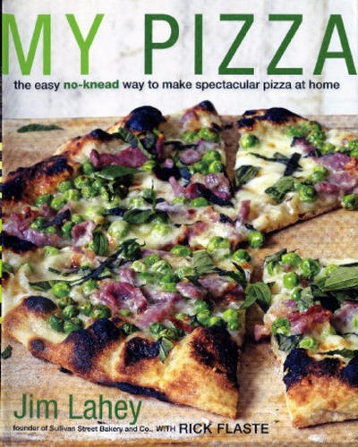 Great pizza invention — no-knead pizza dough from Jim Lahey: Splurge #food