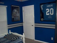 detroit lions bedroom decor - Google Search