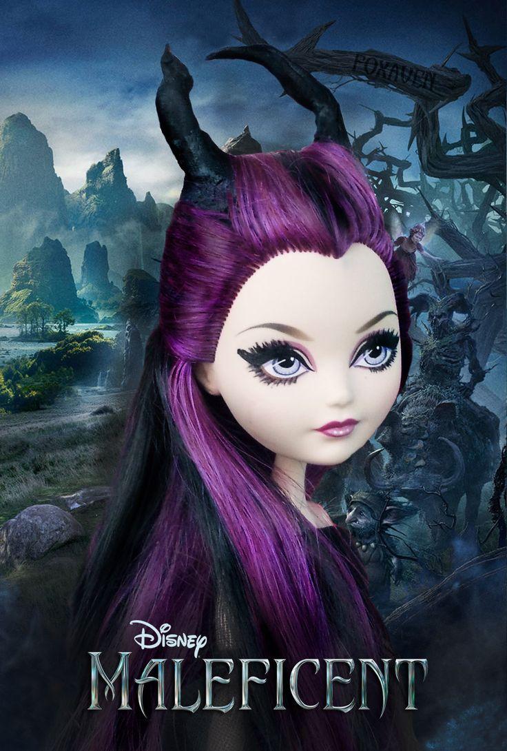 Tomas' Toy Box • foxaven: Raven as Maleficent. Royal Coronation...