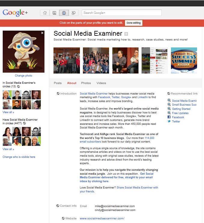 12 Google+ Marketing Tips