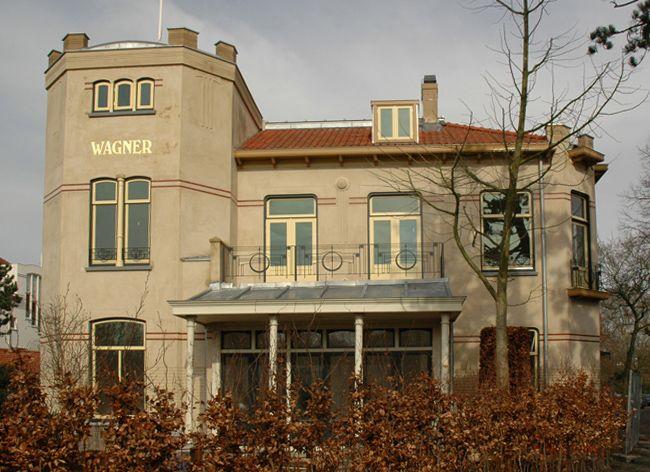 Wagnerhof Vijverlaan Kralingen
