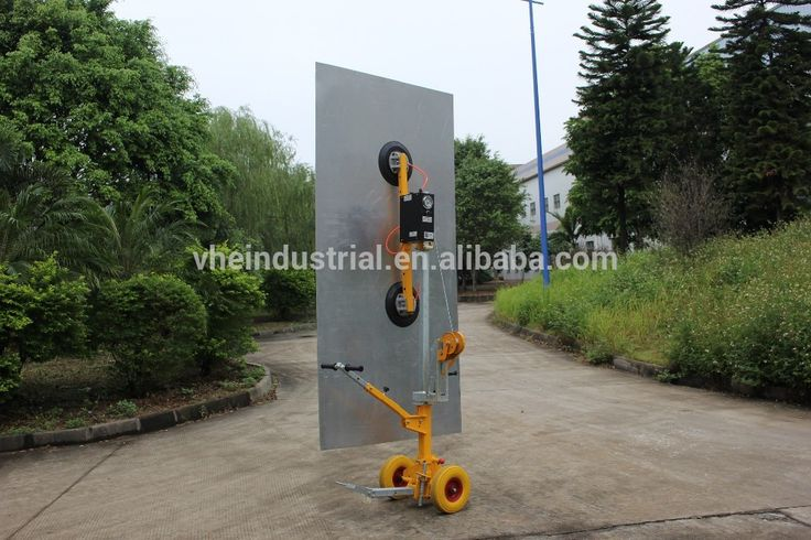 VHE GLM 150 Manual Glass Vacuum Lifter NEW 2015 CE Certified