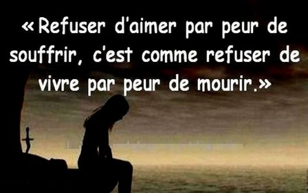 French Quotes About Friendship Fair Peur D'aimer  French Quotes  Pinterest  Quote Citation