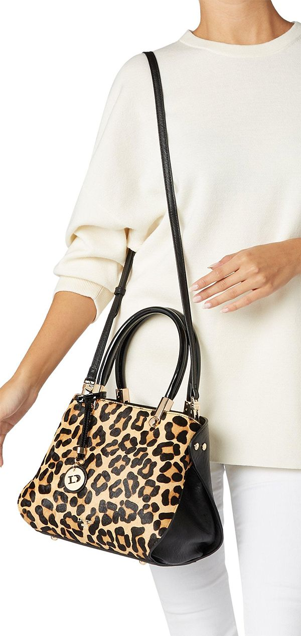 afdecaa3ab9b Leopard Print Bag. Shoulder Bag. Add a chic finish to smart-casual outfits