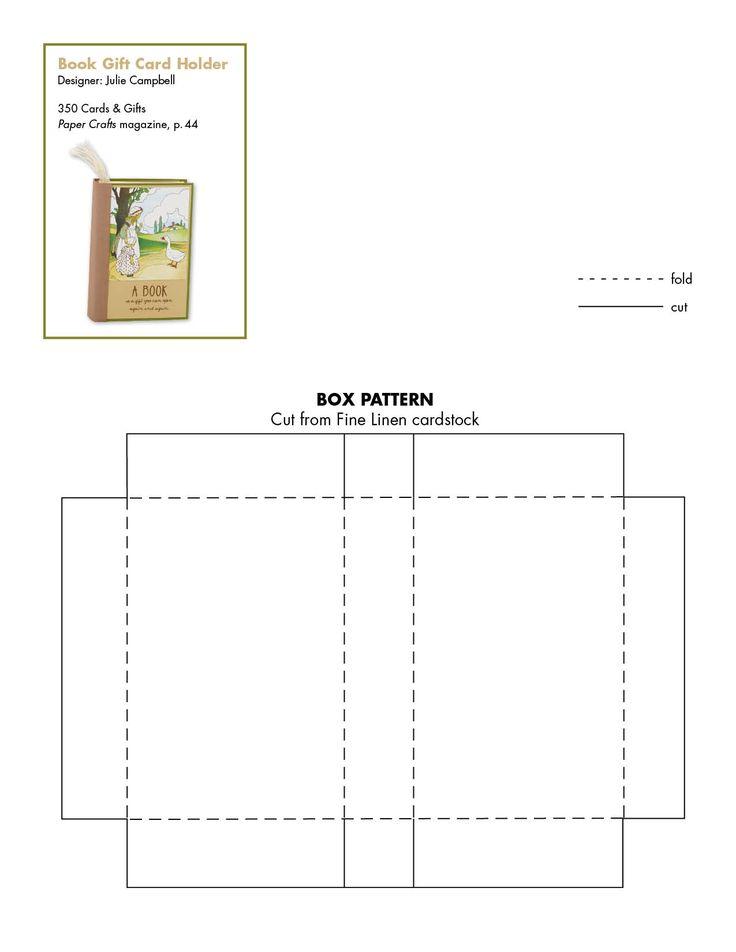 Book_Gift_Card_Holder-Julie_Campbell.jpg 1.275×1.650 píxeles