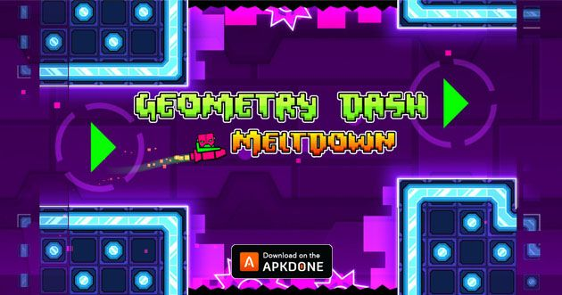 Geometry Dash Meltdown Mod Apk 1 03 Unlocked For Android