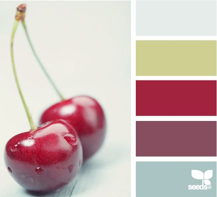 cherry color