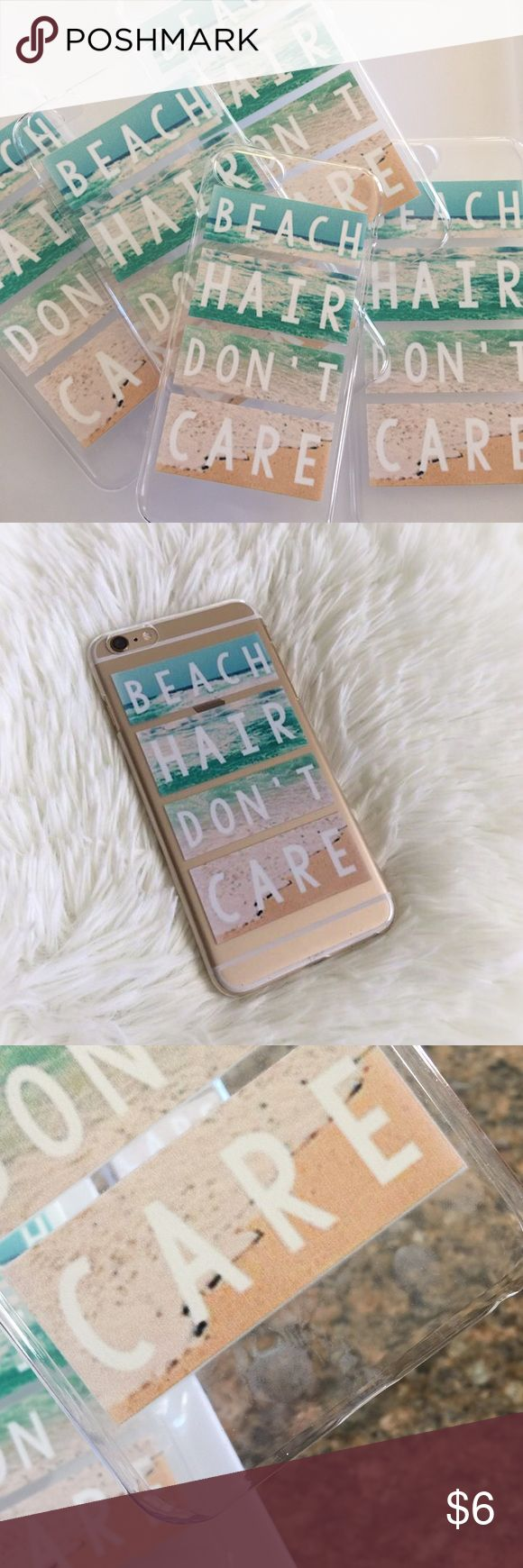 iPhone Case SALE 🌟⚡️💥 ‼️PRICE IS FIRM‼️ Hard plastic cases with minor manufacturers imperfections or fine scratches from poor packaging. See photos for examples of imperfections. For some cases, once on, the marks aren't very visible. ‼️PRICE IS FIRM‼️ Phone cases available below: iPhone 6 or 6S, iPhone 6 or 6S Plus, and iPhone 7 Plus. Accessories Phone Cases