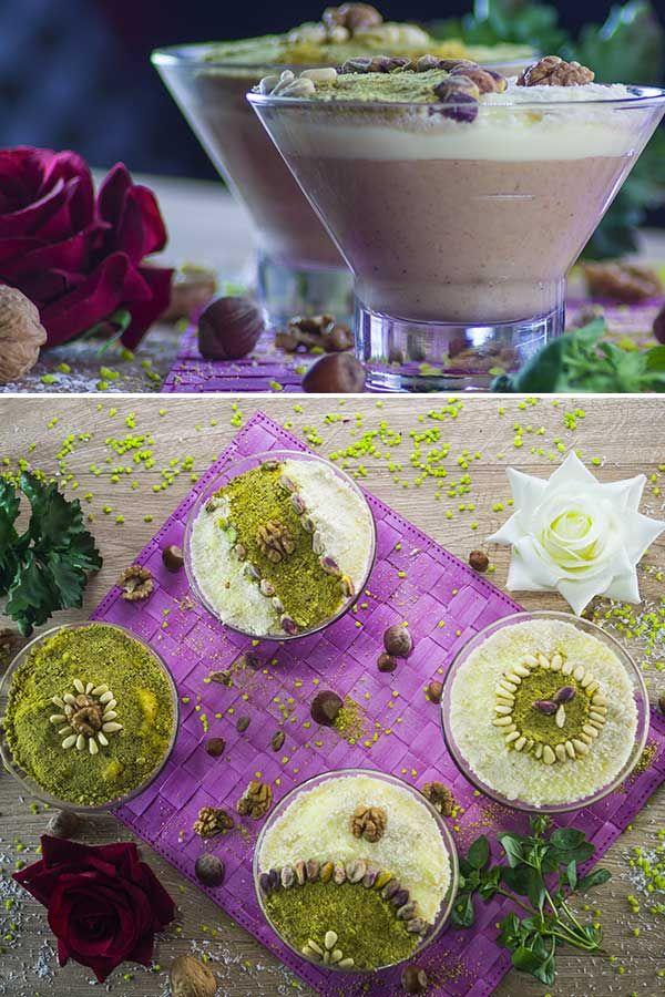 عصيدة بوفريوة Recipe Table Decorations Decor Desserts