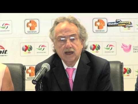 Campaña contra el cáncer lanza Liga MX - http://notimundo.com.mx/deportes/campana-contra-el-cancer-lanza-liga-mx/16997