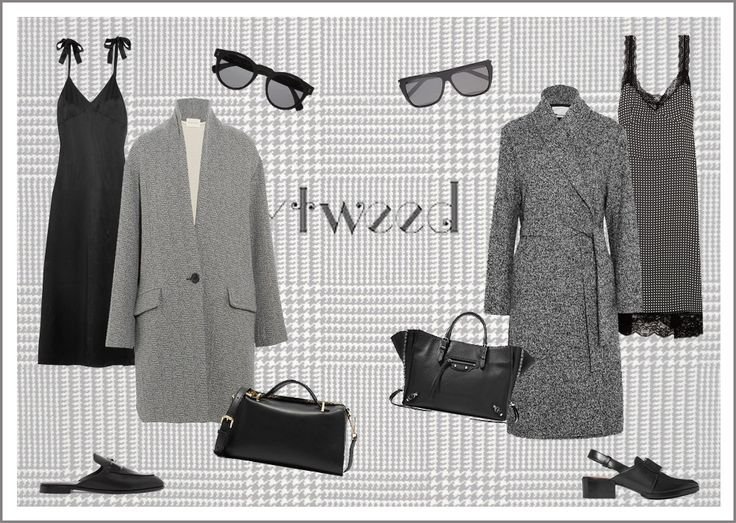 How to style a Grey Tweed Coat | The Ugly Truth of V