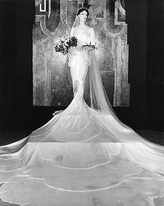 Wedding Ensemble - Callot Soeurs (1930)
