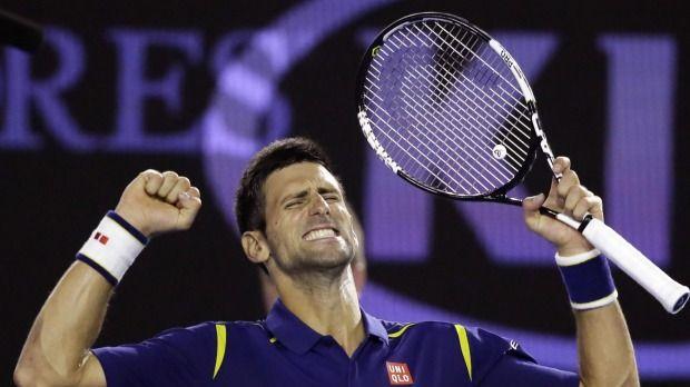Australia open 2016  Nole,genio !!