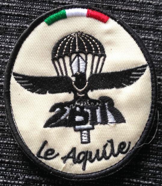 PATCH 185° RAO - 2^ BTR - LE ACQUILE - OLDER