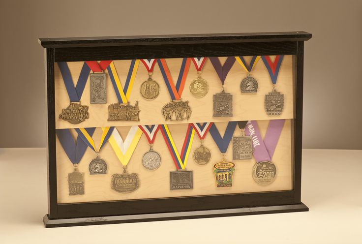 Image detail for -Medal Display Cases by InView Designs® | Custom-designed display ...