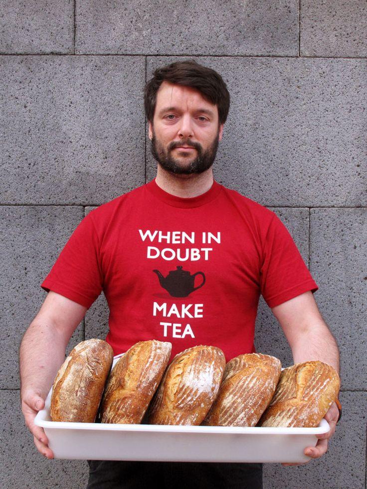 Iban Yarza: El pan hace feliz.