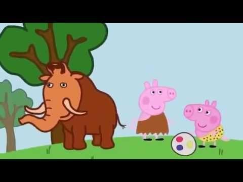 Peppa Pig English Cartoons  For Kids