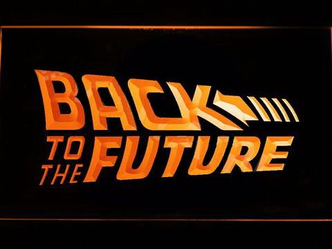 Back to the Future LED Neon Sign www.shacksign.com