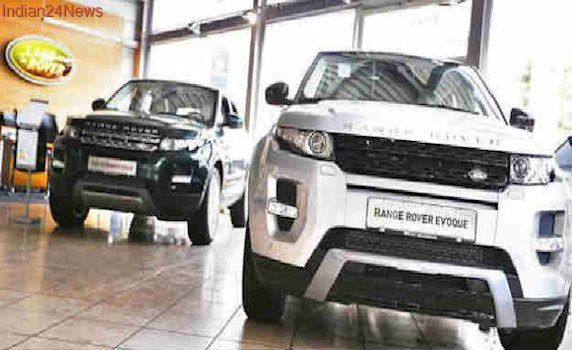 Jaguar Land Rover Reports Best Ever Sales In 2016-17
