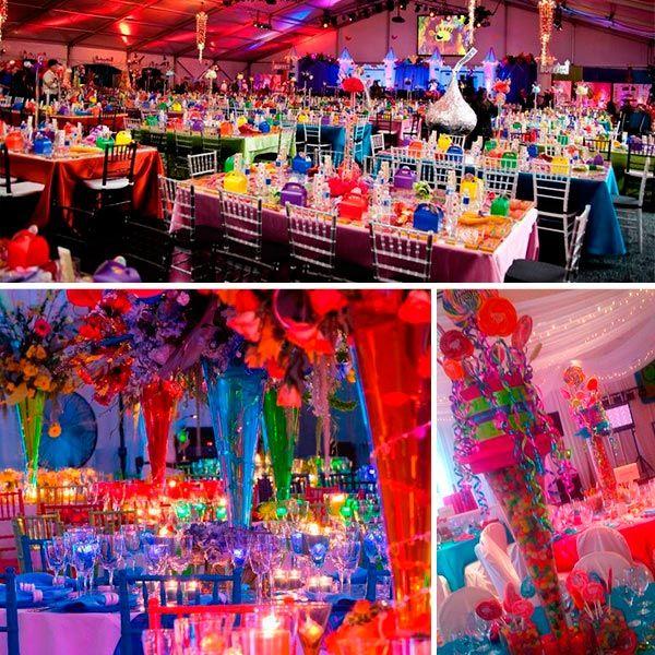 """Fiesta temática de 15 años """"Candy Party"""" in 2020 (With"""