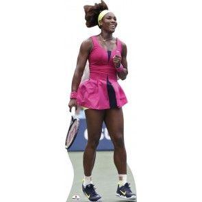 Serena Williams Lifesize Cardboard Cutout 907