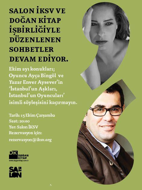 Enver Aysever-IKSV
