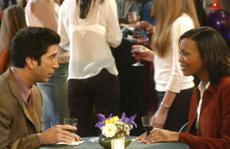 <strong>Aisha Tyler</strong> –  The <i>Archer</i> star played Charlie, a paleontologist who first dates Joey and then Ross
