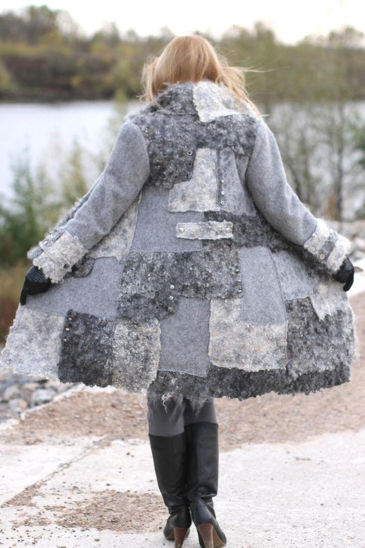 Моё пальтишко на выставке в Питере - Ярмарка Мастеров - ручная работа, handmade