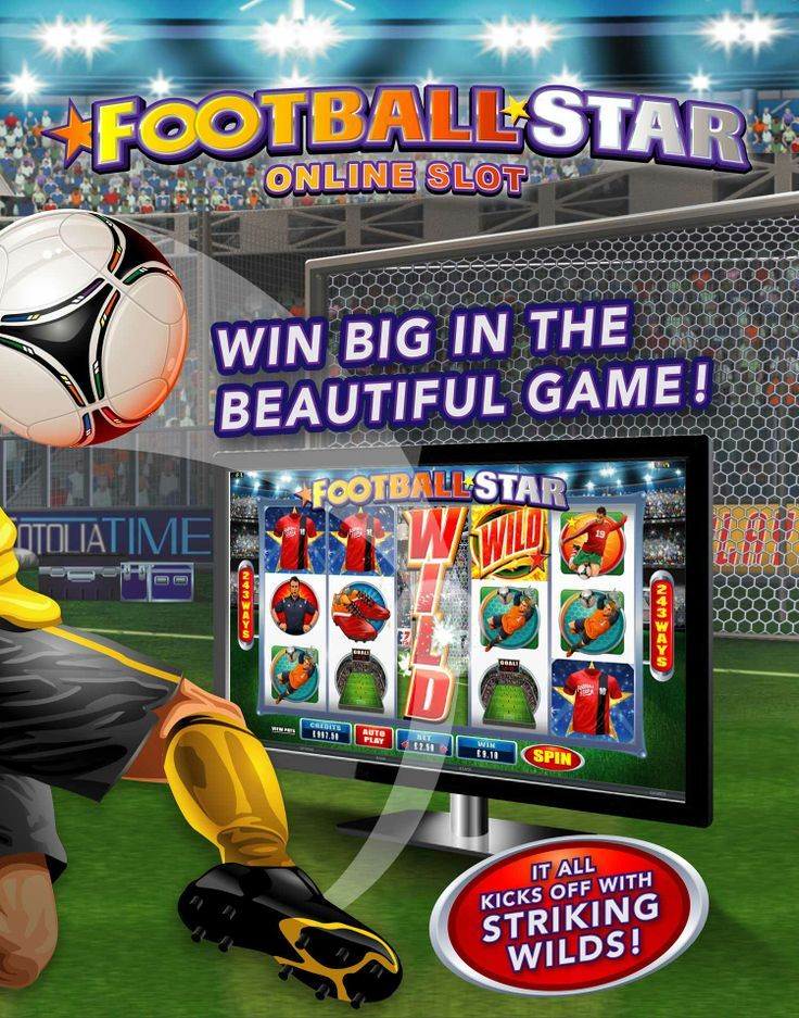 The highly engaging Football Star online slot will make you feel like you are part of the team as you reel away to victory
