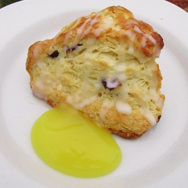 Lemony Cranberry Hazelnut Scones with Lemon Glaze Photos - Allrecipes ...