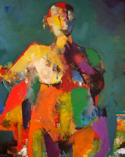modern figurative art essay Abstract art abstract art uses a visual language of form, color and line to create a composition which may exist with a degree of independence from visual references in the world.