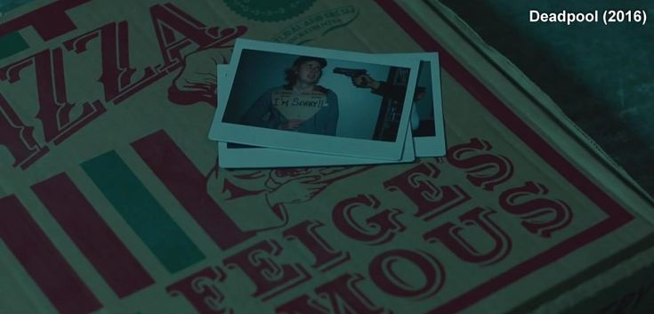 The Open Scroll Blog: Pizza Esoterica - Another Video in Series (Deadpool, The OA, TMNT, Home Alone, Smurfs, Longmire)