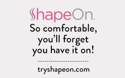 ShapeOn #blackfriday Deal for #littleblackdress season: 20% Off Entire Order from ShapeOn! Promo Code: shapeon20 | Limit One Promo Code per Customer | #shapewear #fashion #style #comfort #beauty | ShapeOn is so comfortable, you'll forget you have it on! 30-Day Money Back Guarantee - TryShapeOn.com