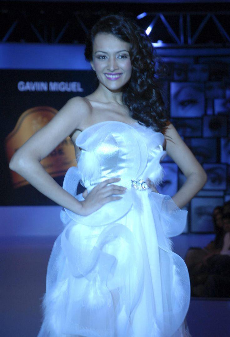 It was Gavin's dream to make you feel beautiful. Dipannita Sharma, you're living his dream!