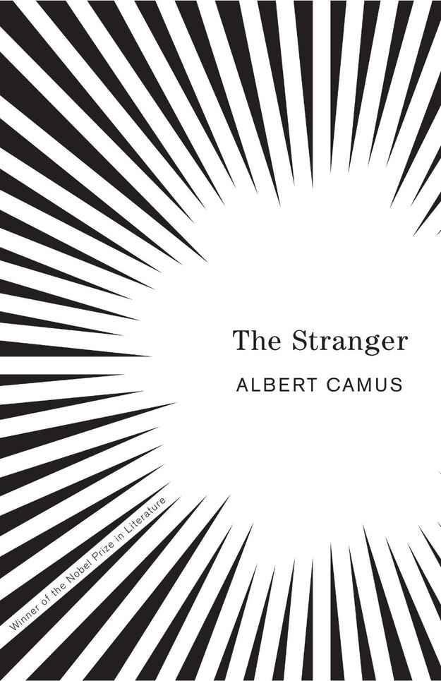 The Stranger by Albert Camus | 26 Books That Will Change The Way You See The World