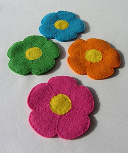 Create an aura in and around your house and add richness to your spaces with fashionandyou.com as it brings to you this delightful range of home accessories. Let creativity break all boundaries and guide your way of living with these fascinating home utilities!CATEGORY: Coasters (Set of 4)COLOUR: MultiMATERIAL: FeltDIMENSIONS: L x H- 4.5 x 4.5 inchesPRODUCT CODE: MGB249DELIVERY: We know what you need! That is the reason our products are sourced from different locations across India to meet…