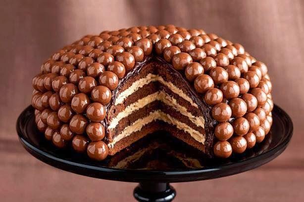LES DOUCEURS D'EMA ET TOM: Gâteau Maltesers