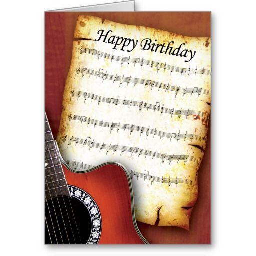 1000 idées sur le thème Happy Birthday Guitar Chords sur Pinterest ...
