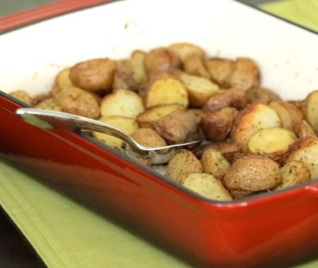 Roasted Potato, Onion, And Rosemary Crustless Quiche Recipes ...