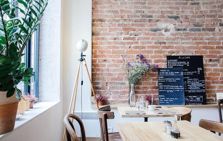 La Petite Fabrique - Restaurant bio Paris XXe
