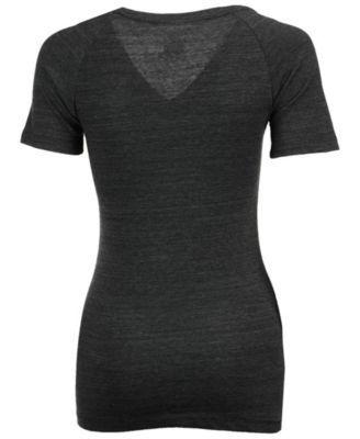 adidas Women's Pittsburgh Penguins Hockey Shine T-Shirt - Gray XL
