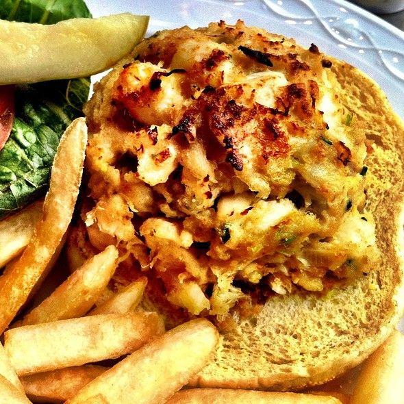 Best Crab Cake Sandwich Washington Dc